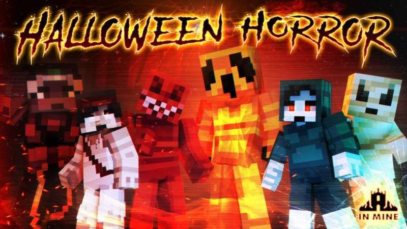 Halloween Horror on the Minecraft Marketplace by In Mine