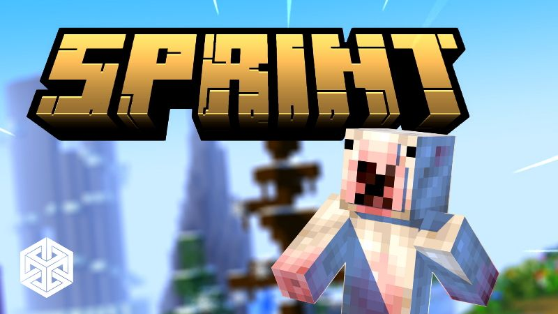Sprint on the Minecraft Marketplace by Yeggs
