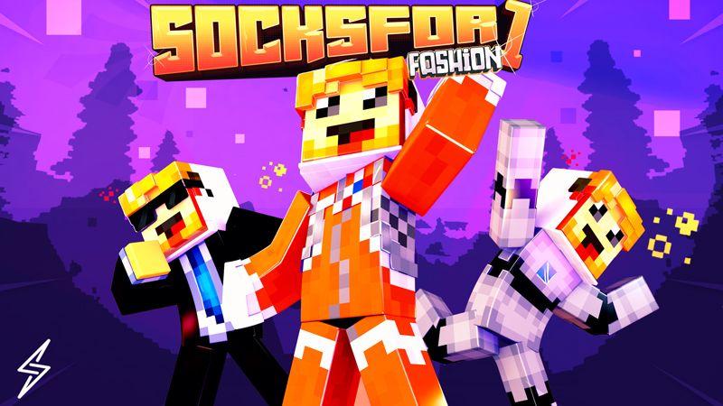 Socksfor1 Fashion on the Minecraft Marketplace by Senior Studios