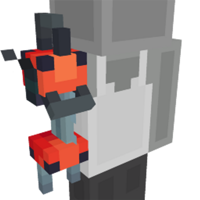 Chain Bot Arms on the Minecraft Marketplace by GoE-Craft