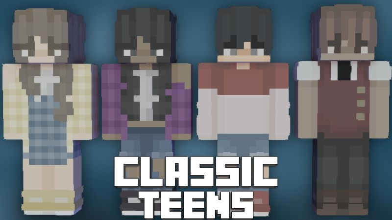 Classic Teens on the Minecraft Marketplace by Pixelationz Studios