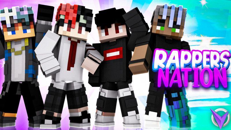 Rappers Nation on the Minecraft Marketplace by Team Visionary