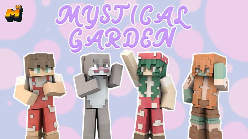 Mystical Garden on the Minecraft Marketplace by Mineplex