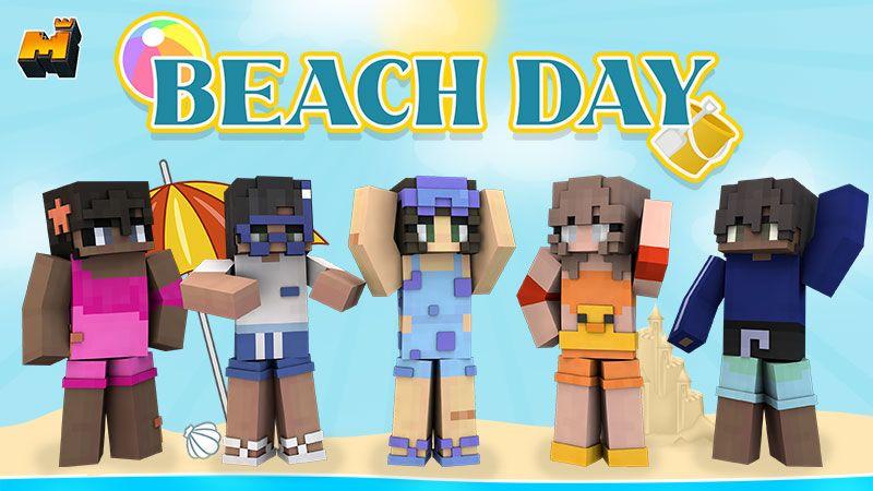 Beach Day on the Minecraft Marketplace by Mineplex