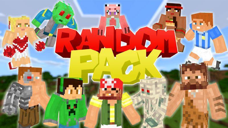 Random Pack on the Minecraft Marketplace by PixelHeads