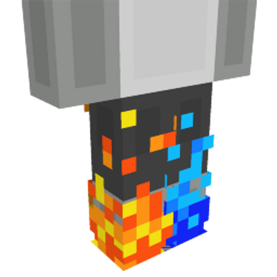 Fire  Ice Shoes on the Minecraft Marketplace by NovaEGG