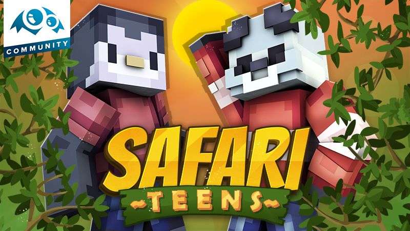 Safari Teens on the Minecraft Marketplace by Monster Egg Studios