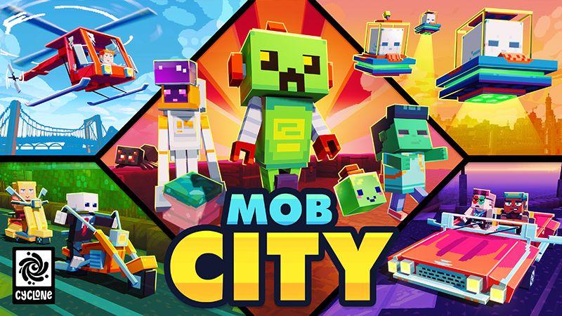 MOB CITY Mash-up