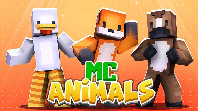 MC Animals on the Minecraft Marketplace by Blu Shutter Bug