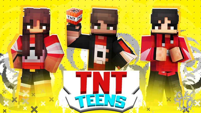 TNT Teens on the Minecraft Marketplace by Blu Shutter Bug