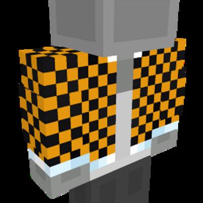 Checker Bomber Jacket on the Minecraft Marketplace by Pixels & Blocks