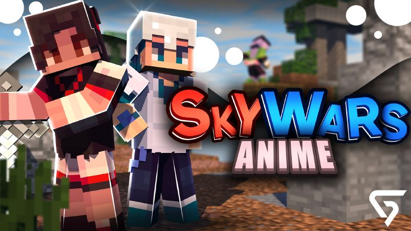 Skywars Anime on the Minecraft Marketplace by Glorious Studios