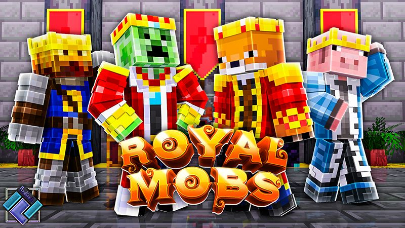 Royal Mobs on the Minecraft Marketplace by PixelOneUp