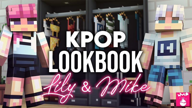 KPOP Lookbook Lily  Mike on the Minecraft Marketplace by Humblebright Studio