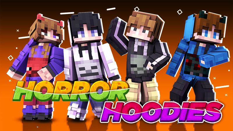 Horror Hoodies on the Minecraft Marketplace by Blu Shutter Bug