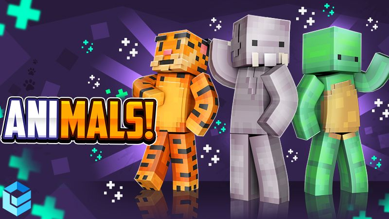Animals on the Minecraft Marketplace by Entity Builds