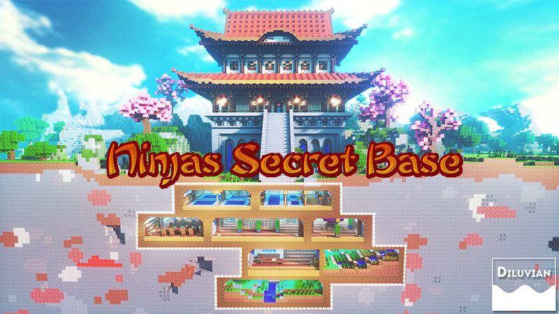 Ninjas Secret Base