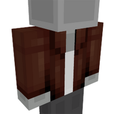 Leather Jacket on the Minecraft Marketplace by Pathway Studios