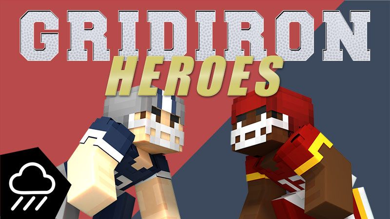 Gridiron Heroes on the Minecraft Marketplace by Rainstorm Studios