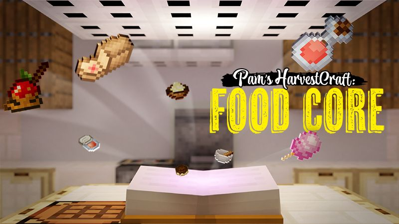 Pam's HarvestCraft: Food Core
