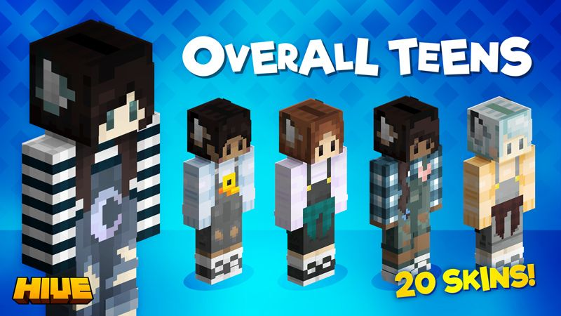Overall Teens on the Minecraft Marketplace by The Hive