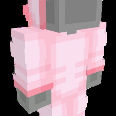 Axolotl Onesie on the Minecraft Marketplace by NovaEGG