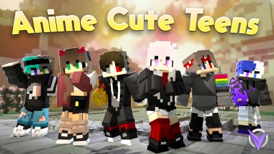 Cute Anime Teens on the Minecraft Marketplace by Team Visionary