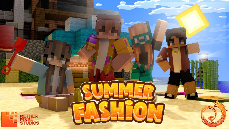 Summer Fashion on the Minecraft Marketplace by Netherpixel
