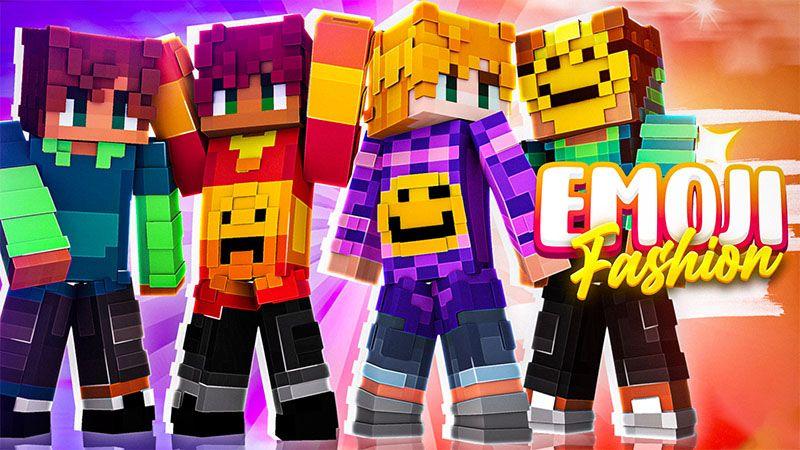 Emoji Fashion on the Minecraft Marketplace by Odyssey Builds