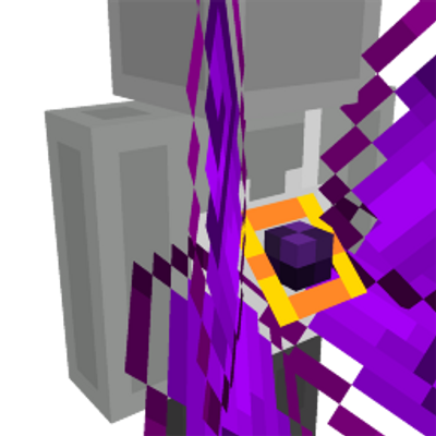 Dark Matter Wings on the Minecraft Marketplace by Pixelbiester