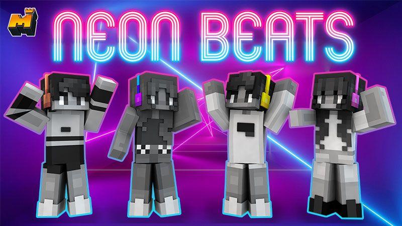 Neon Beats on the Minecraft Marketplace by Mineplex