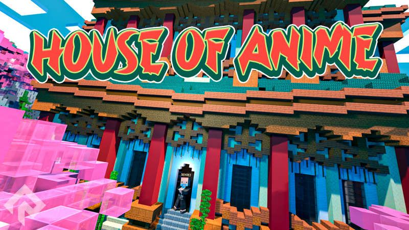 House of Anime on the Minecraft Marketplace by RareLoot