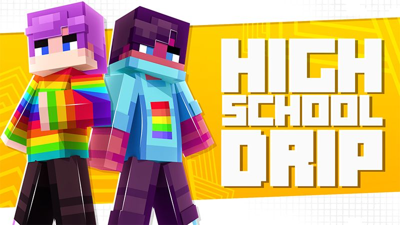 High School Drip on the Minecraft Marketplace by Pickaxe Studios