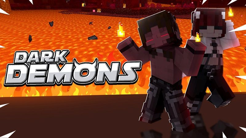 DarkDemons on the Minecraft Marketplace by Nitric Concepts