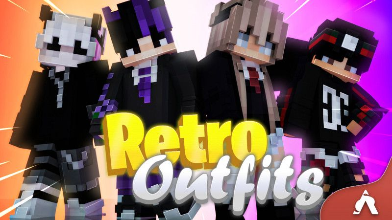 Retro Outfits on the Minecraft Marketplace by Atheris Games