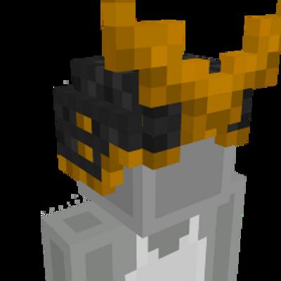Lightning Helmet on the Minecraft Marketplace by Netherpixel