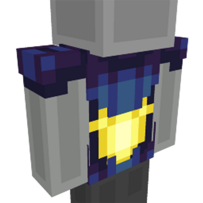 Core Mech Chestpiece on the Minecraft Marketplace by Scai Quest