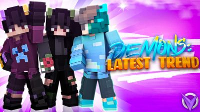 Demons Latest Trend on the Minecraft Marketplace by Team Visionary