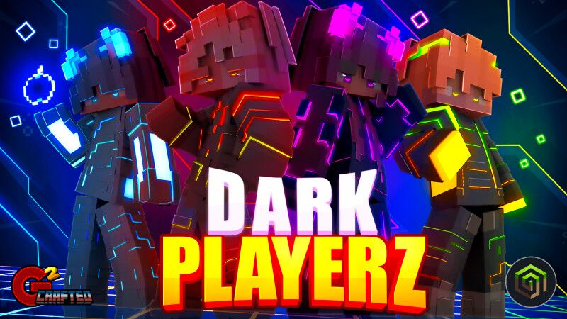 Dark Playerz on the Minecraft Marketplace by G2Crafted