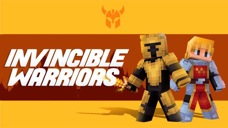 Invincible Warriors on the Minecraft Marketplace by UnderBlocks Studios