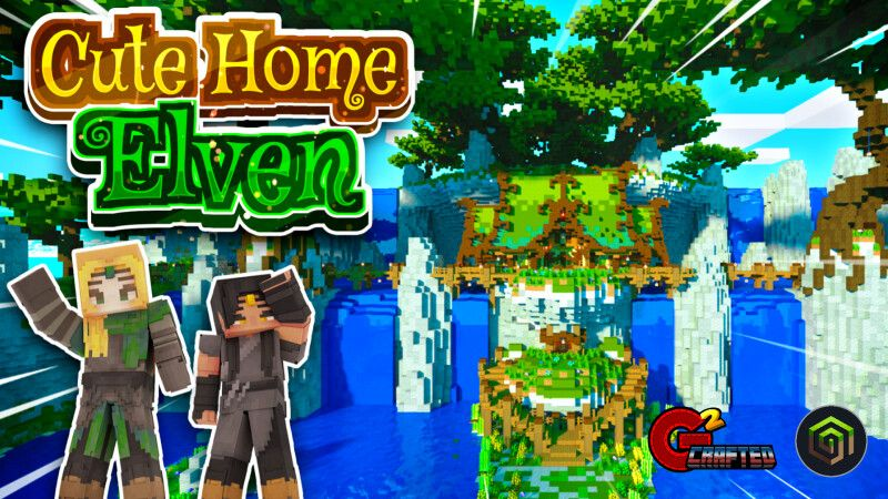 Cute Home Elven on the Minecraft Marketplace by G2Crafted