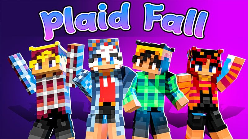 Plaid Fall on the Minecraft Marketplace by Odyssey Builds