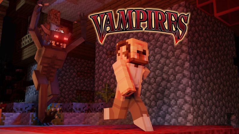 Vampires on the Minecraft Marketplace by FTB