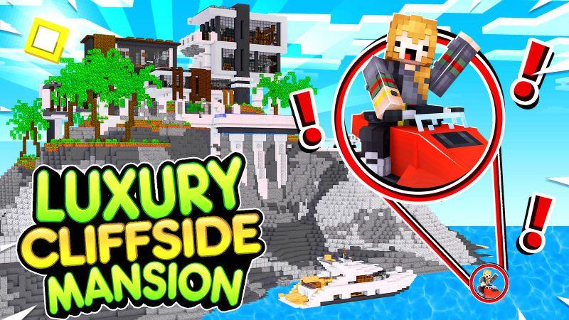 Luxury Cliffside Mansion