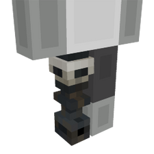 Robot Legs on the Minecraft Marketplace by Glowfischdesigns