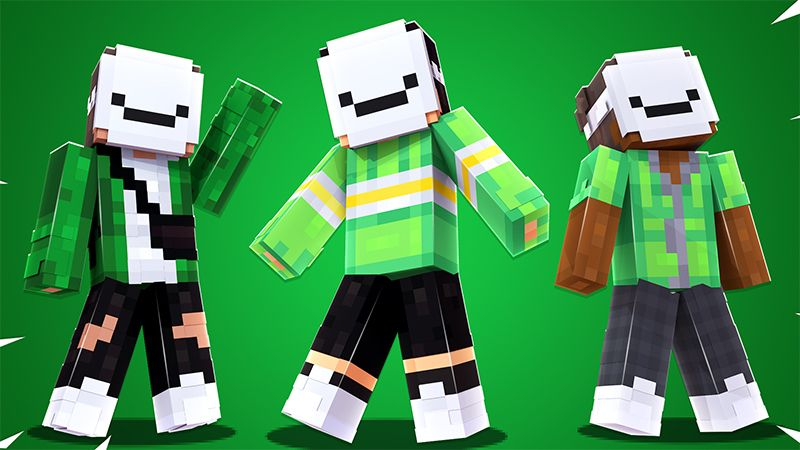 GREEN CLASSIC on the Minecraft Marketplace by ChewMingo