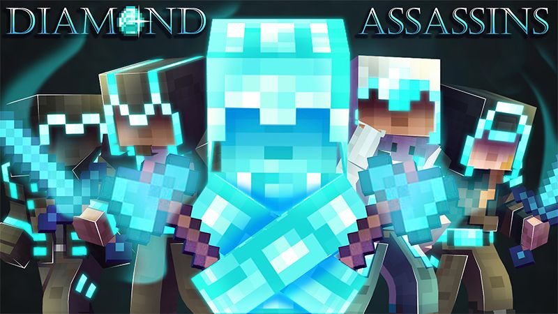 Diamond Assassins on the Minecraft Marketplace by Hourglass Studios