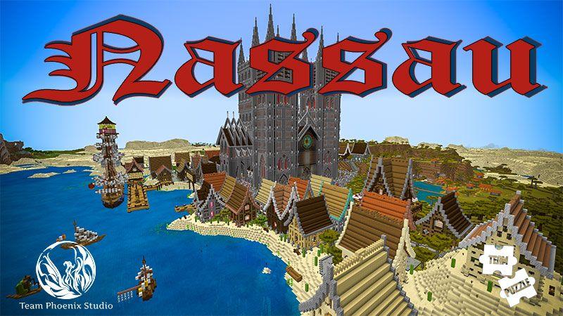 Nassau on the Minecraft Marketplace by Team Phoenix Studio