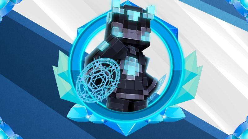 Diamond Boss on the Minecraft Marketplace by Podcrash