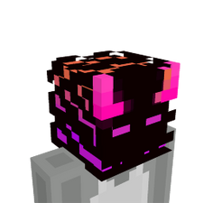 Glowing Skull on the Minecraft Marketplace by Magefall